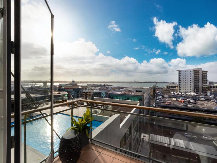 Unit 636, 35 Hobson Street, Auckland Central