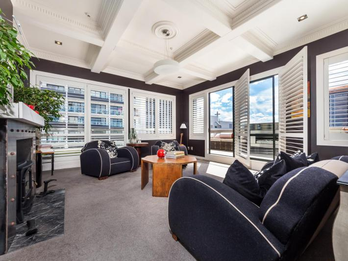 Penthouse 9A/18 Wakefield Street, Auckland Central